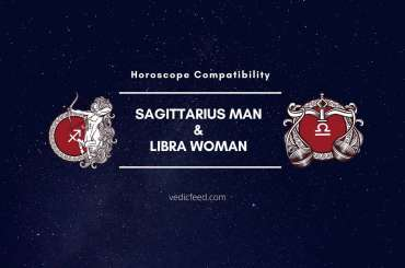 Sagittarius Man and Libra Woman Compatibility