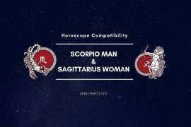 Scorpio Man and Sagittarius Woman Compatibility