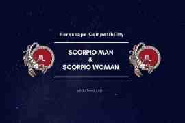 Scorpio Man and Scorpio Woman Compatibility