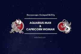 Aquarius Man and Capricorn Woman Compatibility