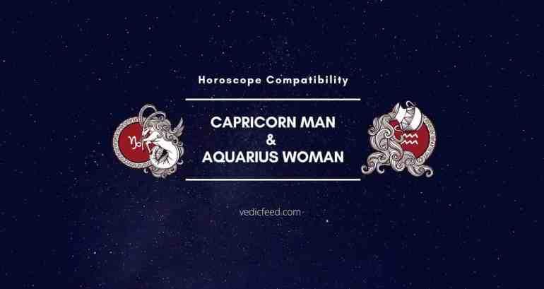 Capricorn Man and Aquarius Woman Compatibility