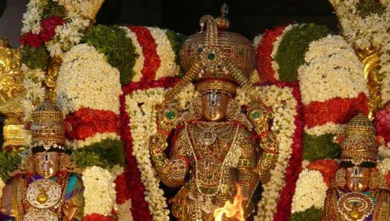 Tirupati Balaji - Lord Venkateshwara