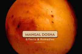 Mangal Dosha (Manglik)