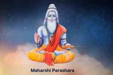 Maharishi Parashara