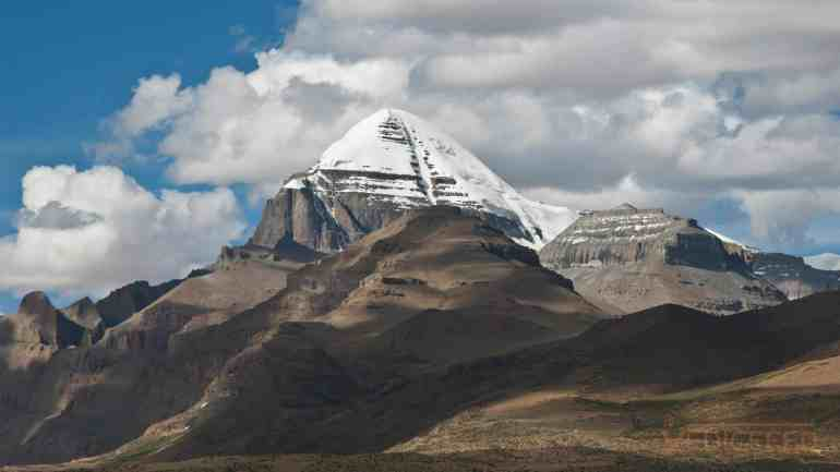 South Face of Mount Kailash