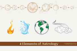 4 Elements of Astrology