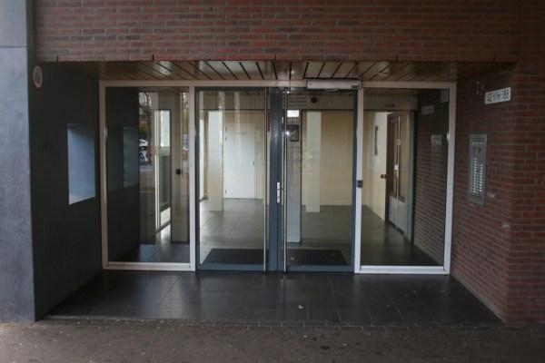 plaatsen camera's in entreehal van wooncomplex amsterdam