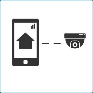 Live camera zien op je smartphone - Vedicom