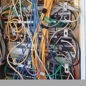 Patchkast inrichten fout ICT oplossingen