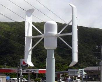 Horizontal-axis SmallWind Turbines