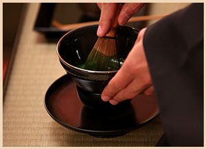Japanese Tea Ceremony<br />