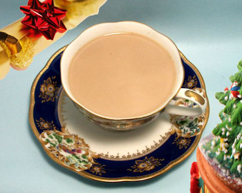 Winter tea for X'mas