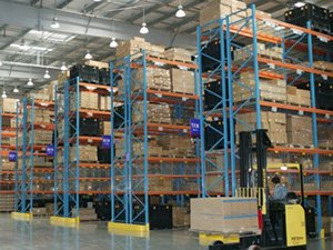 Отгрузка товара на франко-складе по условиям FCA