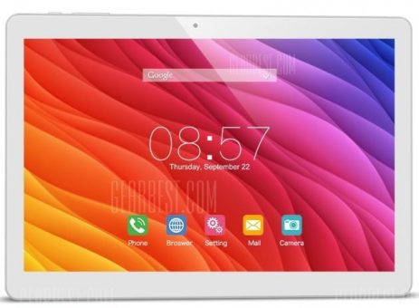 Design and display of cube t12 tablet