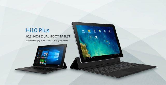 CHUWI Hi10 Plus Tablet PC Review
