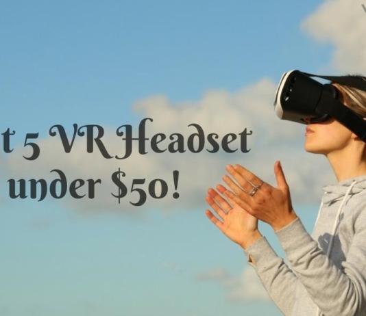 Best VR Headset under $50!