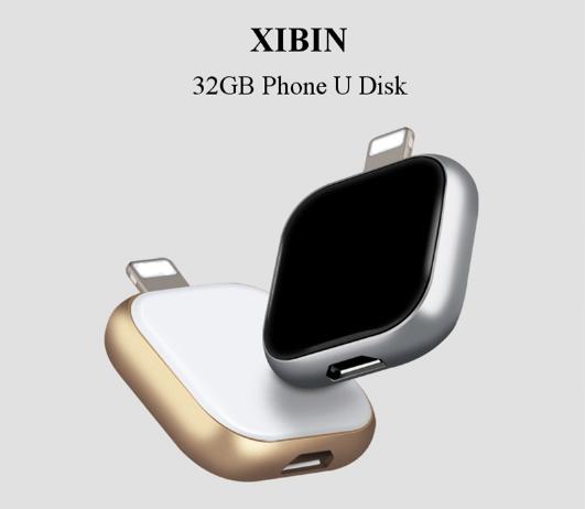 Finger Encryption USB iphone ipad