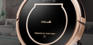 Haier XShuai T370 Robotic Vacuum Cleaner Review