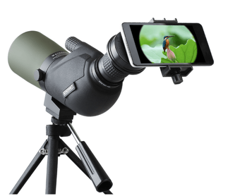 IPRee 15-45X60A spotting scope review