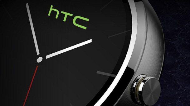 HTC Halfbeak Smartwatch