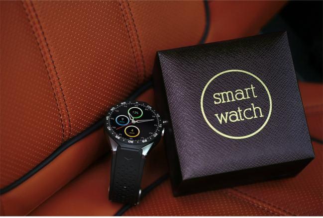 Unboxing LEMFO KW88 Smartwatch