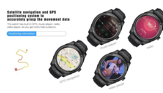 built-in navigation and GPS system