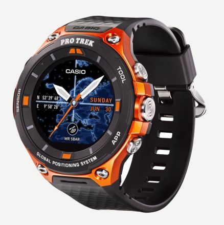 Casio Pro Trek Smart WSD-F20