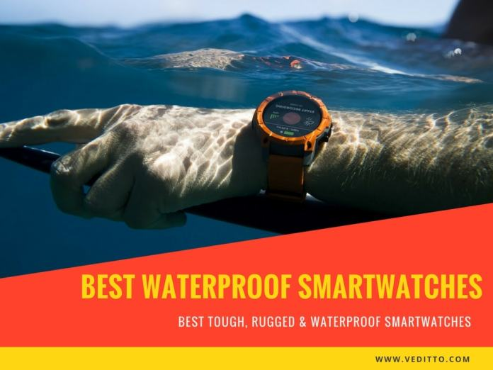 Best Waterproof Smartwatches 2017