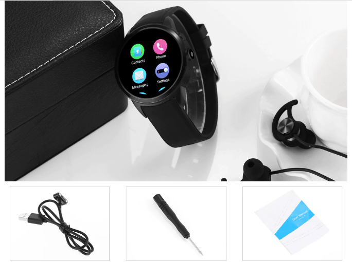 Unboxing the Smartwatch