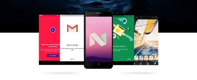 Latest Android 7.0 OS