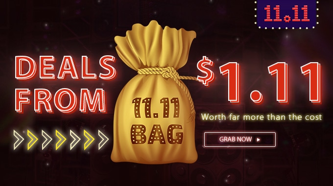 Lucky Bag Deal at Gearbest!