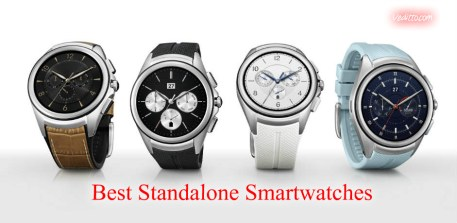 Best Standalone Smartwatches 2018