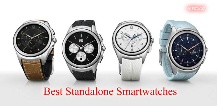 Best Standalone Smartwatches 2018