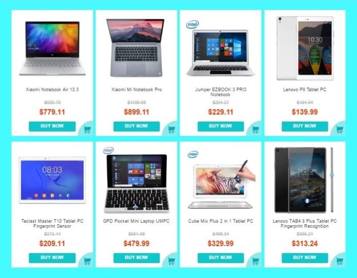 Best Tablet Deal in 11.11