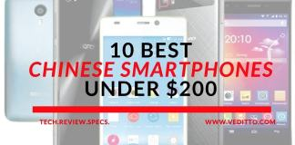 Best Chinese smartphone under $200