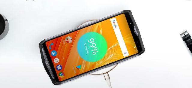 Ulefone Power 5 display