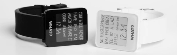 Quotes Watch Review