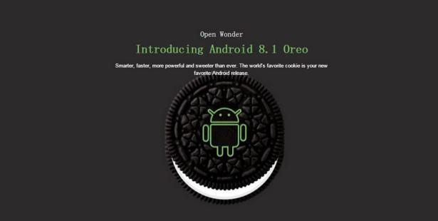 Android8.0 Oreo in Oukitel U19 Smartphone