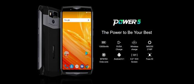 Ulefone Power 5 Review