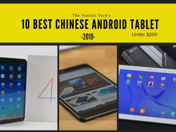 Best Android TABLET UNDER $200