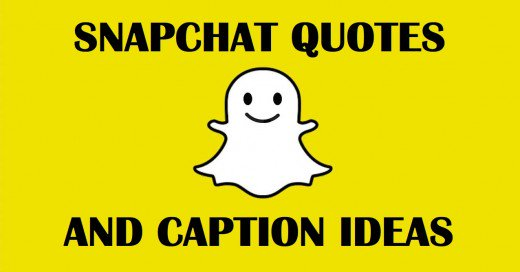 Best Caption Ideas for Snapchat Story