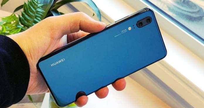 Huawei P20 4G Phablet