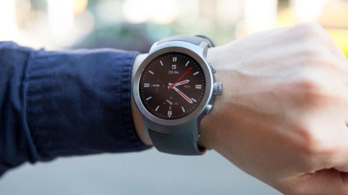 LG Watch Sports