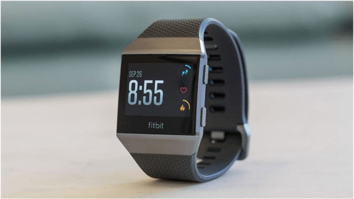 Fitbit Ionic 4G Smartwatch