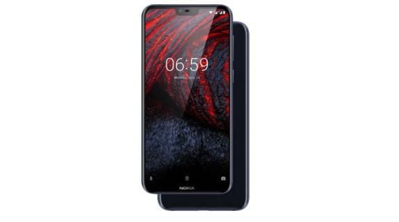 Nokia 6.1 Plus Top Notch Smartphone