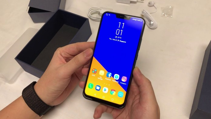 Asus Zenfone 5Z Smartphone