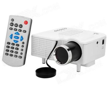 UC28 Projector Mini Portable