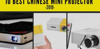 Best Chinese Mini projector in 2019