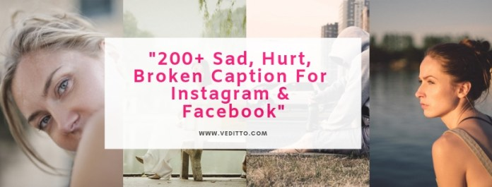 Sad Captions for Instagram-facebook
