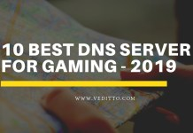 BEST DNS SERVER GAMING 2019